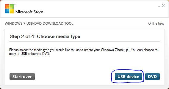 Click USB Drive